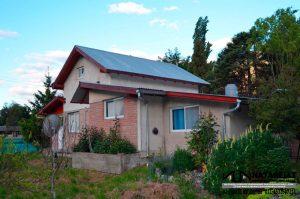 Casa 2 dormitorios Lago Puelo